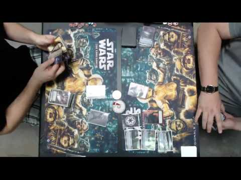 Frontier Gaming Live Stream - Star Wars LCG Regionals
