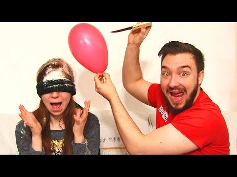 EXTREME BALLON CHALLENGE 2 en COUPLE !! OEUF POURRI BALLON MYSTERE  !