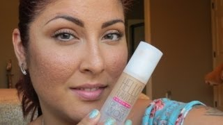 Foundation Routine featuring Yaby Concealer Thumbnail
