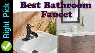 FAUCET: Best Bathroom Faucets 2020 | Best Bathroom Faucets Review