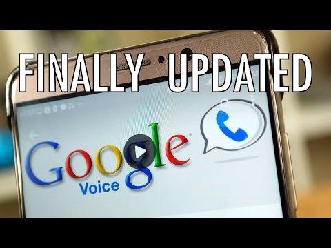 Google Voice Finally Gets an Update - App Review