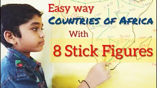 Video Countries of Africa easy way to Learn: Learn with Amar download MP3, 3GP, MP4, WEBM, AVI, FLV Juni 2018