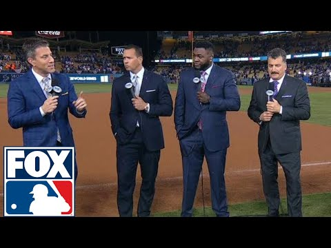 FOX MLB Crew talks about the Dodgers' season-saving win in Game 6 | 2017 MLB Playoffs | FOX MLB