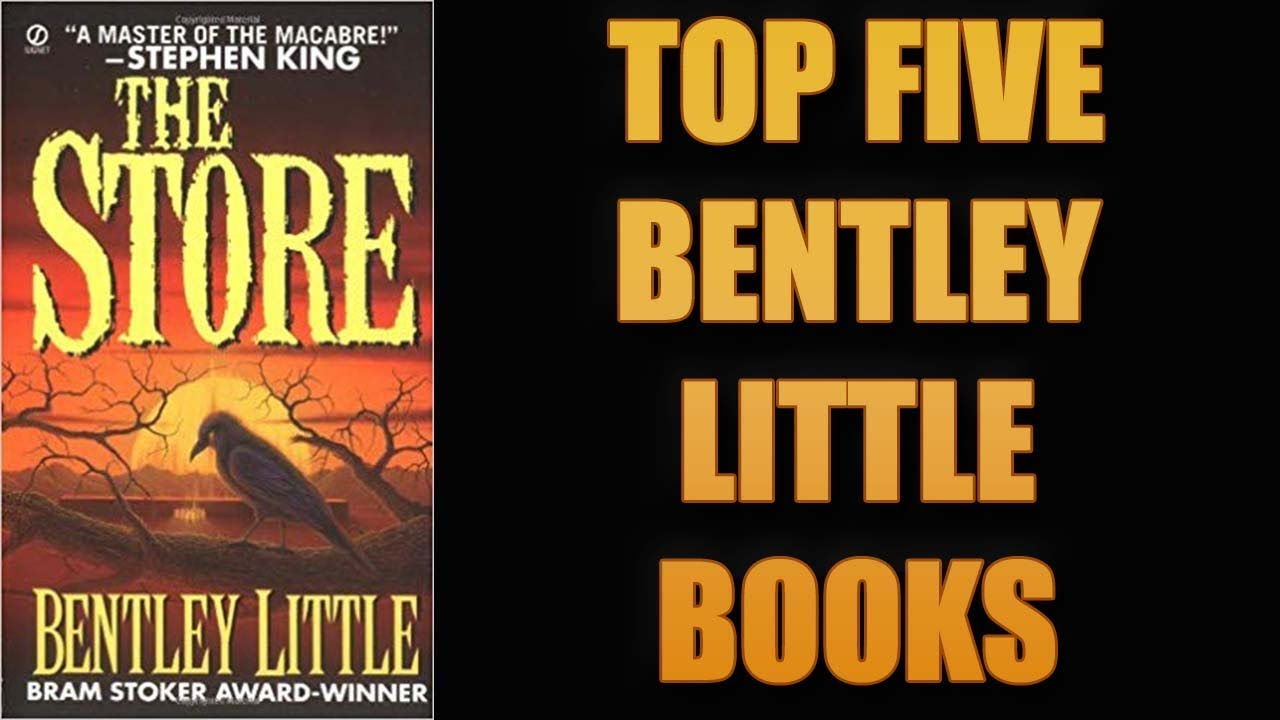 Top Five Bentley Little Books