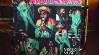 Soca In De Palace - Rootsman
