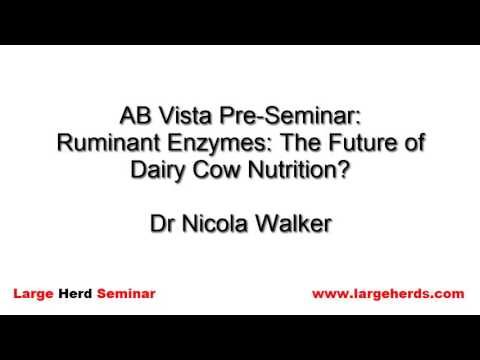 Ruminant Enzymes: The Future of Dairy Cow Nutrition? by Nicola Walker