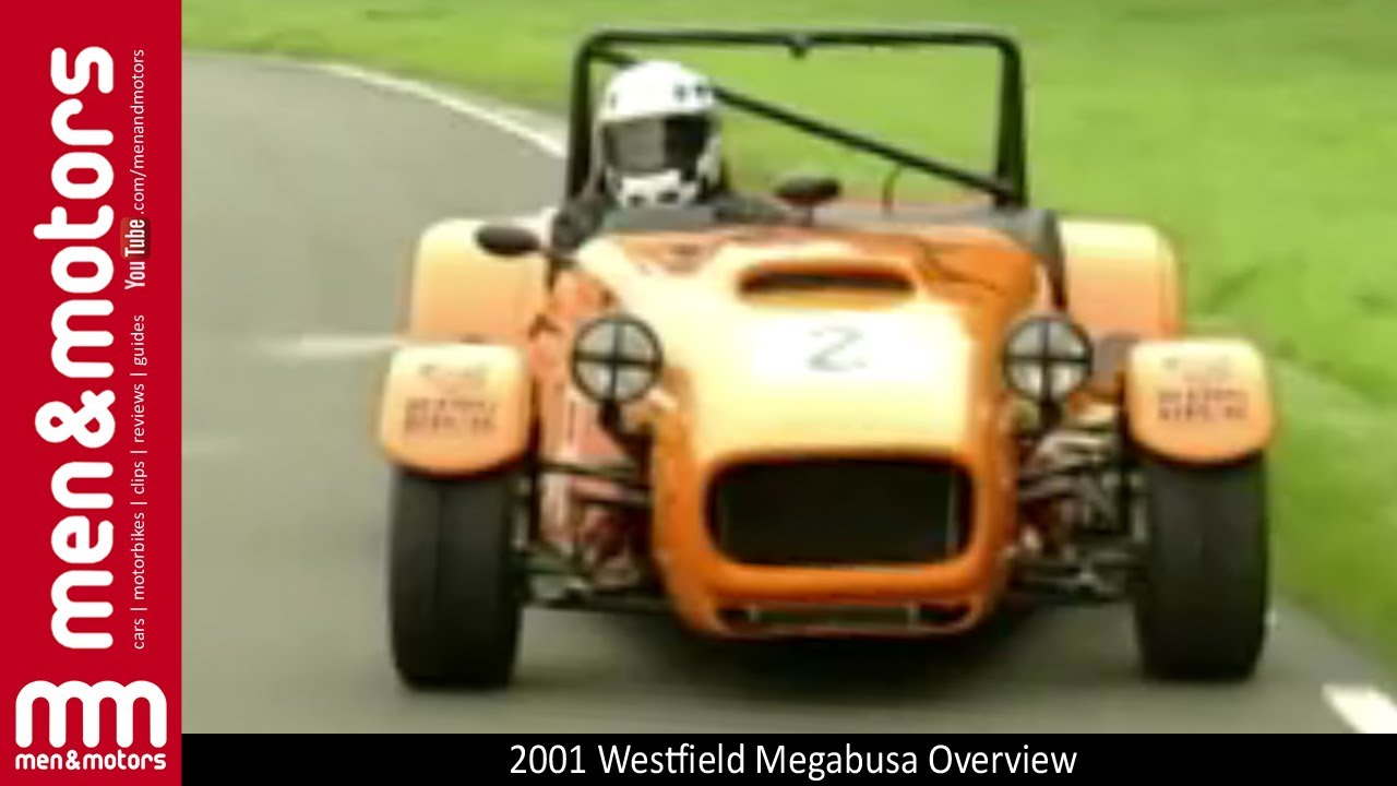 2001 Westfield Mega Busa | | SuperCars net