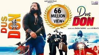 DUS DON (Official Video) Dada Sadhu |HR Gadi Number |Apni Akad Ko Apni Jeb Me Rakhe | Viral on Reels