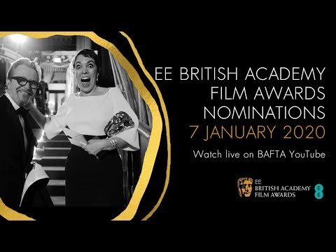 EE British Academy Film Awards nominations 2020