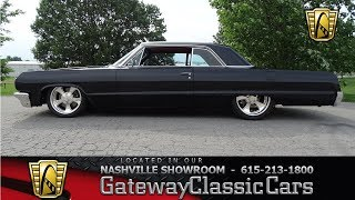 1964 Chevrolet Impala, Gateway Classic Cars-Nashville#528