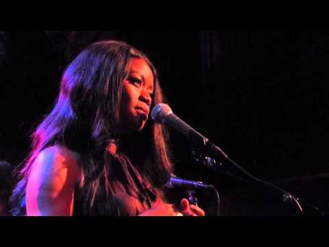 Ruby Amanfu, Not Dark Yet, Rockwood Music Hall, NYC 9-17-15