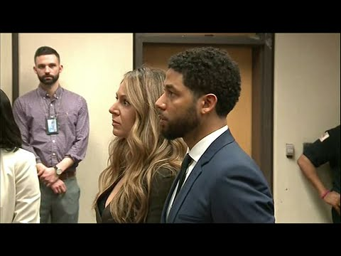 Smollett pleads not guilty