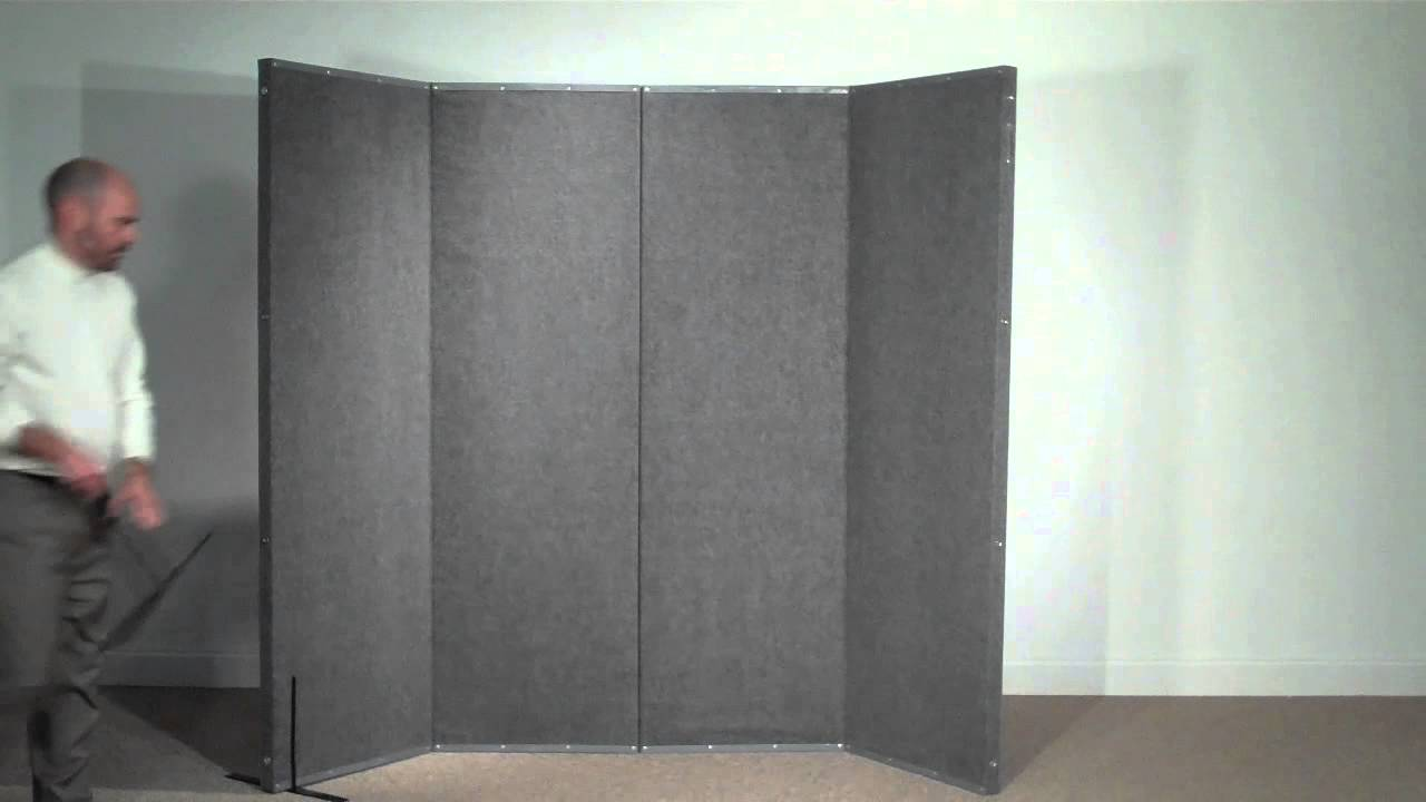 Versifold Folding Acoustical Partition By Versare Youtube