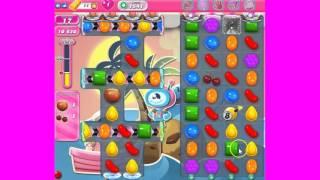 Candy Crush Saga Level 1541 ~ no boosters