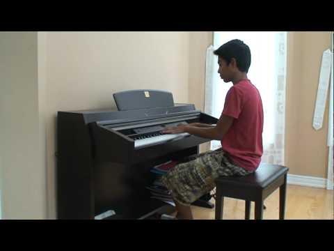 Katy Perry - Teenage Dream (Piano Cover)