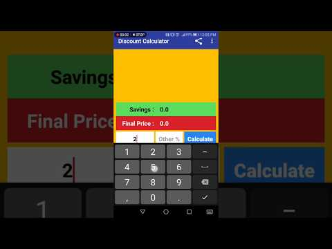 sale price discount calculator free apps on google play