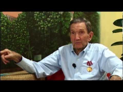 Entrevista al ex fiscal general de Estados Unidos, Ramsey Clark