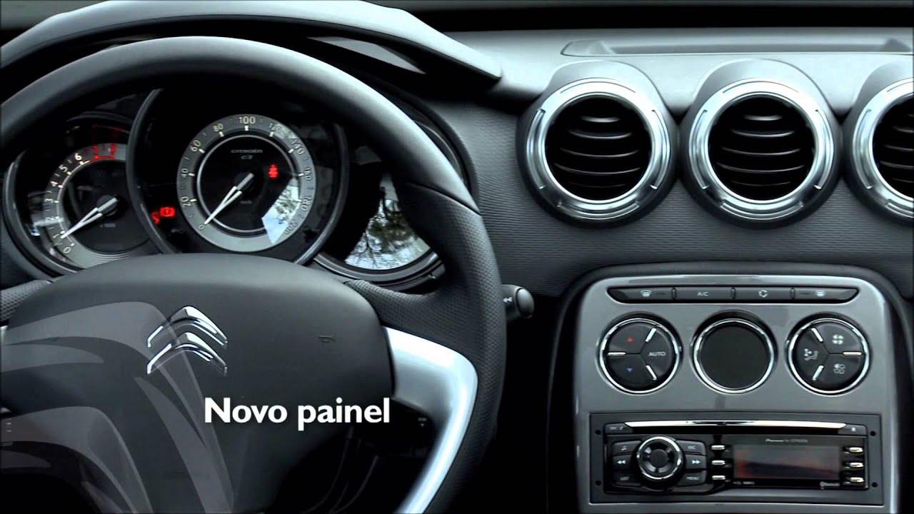 Citro U00ebn C3 2013 - Lan U00e7amento - Video Release