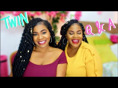 TWIN Q & A || Trinidad || All Things Belle