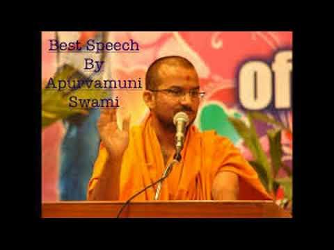 Best Baps Katha By Apurvamuni Swami  Swaminarayan Pravachan