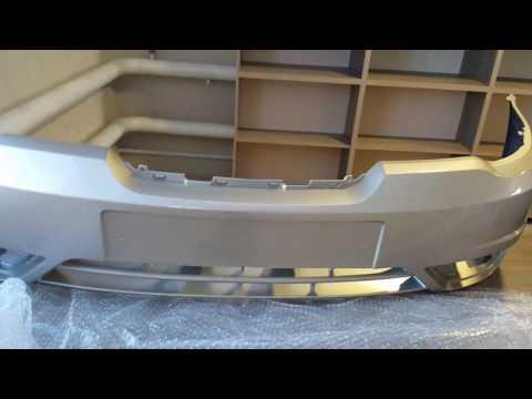 Бампер передний Daewoo Nexia N150 в цвет