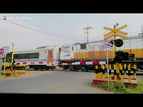 Perlintasan Kereta Api Kota Batang