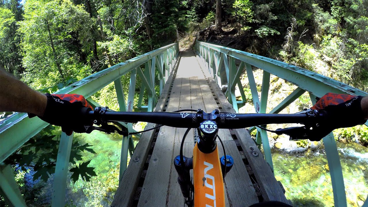 Mountain Biking Downieville