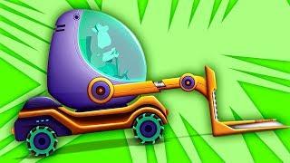 xe tương lai | ô tô đồ chơi | Futuristic Car | Kids Tv Channel Vietnam | nhac thieu nhi hay nhất