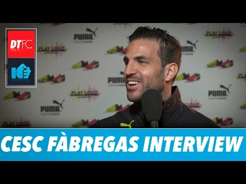 Dream Team FC meet Cesc Fabregas to chat Arsenal, Barcelona and Sausage