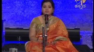 Ranjani Nagaraj sings Basavanna