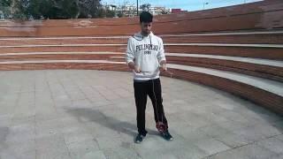 1ªA TAFAD - Diabolo - Javier Gómez