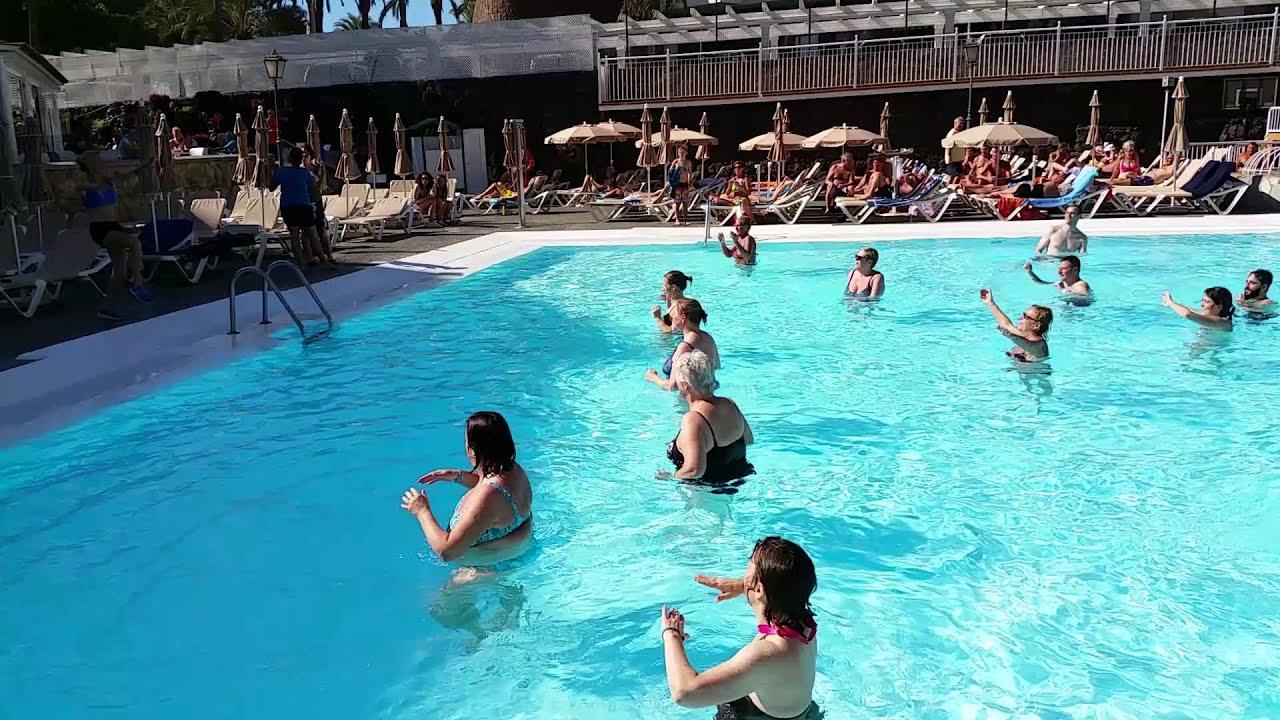 Servatur Waikiki Hotel Playa Del Ingles Aquaerobic