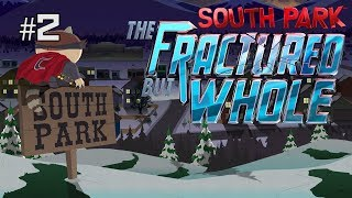 Twitch Livestream | South Park: The Fractured but Whole Part 2 [Xbox One]