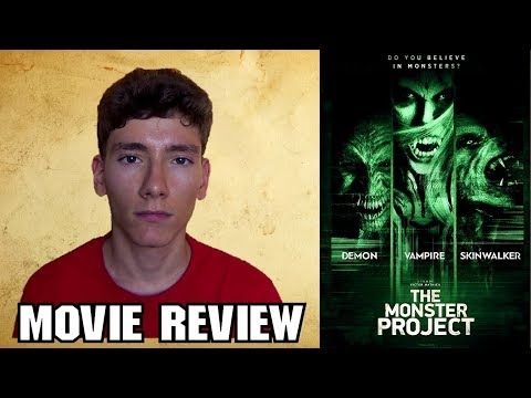 The Monster Project [Found Footage Horror Movie Review]