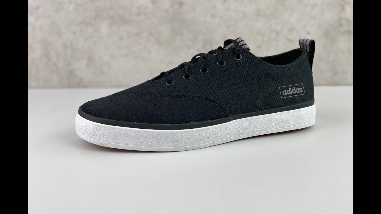 NEW* Adidas Originals 3MC Vulc Men's Skate Shoes Black White