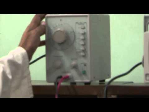 0053-Study of Audio Signal Generator & Oscilloscope-PHY-1132