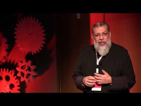 Can we collaborate with God? | Father Antonios Kalligeris | TEDxLamia