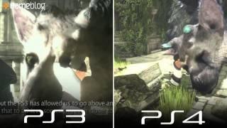 The Last Guardian PS3 vs PS4 : notre comparatif vidéo