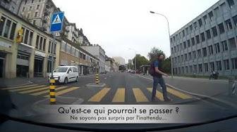 Ne soyons pas surpris par l'inattendu - Auto-école du Midi Lausanne www.auto-ecole-midi.ch