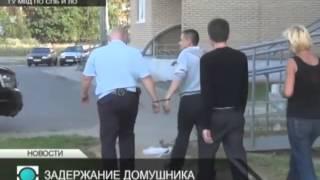 Смотреть видео Телеканал «Санкт Петербург» — Новости — В Петербурге задержали вора  совершившего более 50 квартирны онлайн