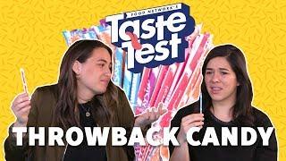 Throwback Candy 🍭TASTE TEST