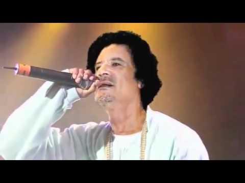 أغنية زنقة زنقة مستوحاة من خطاب القذافي