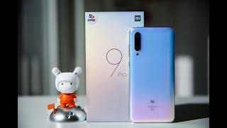الهاتف Xiaomi Mi 9 Pro 5G عالي المواصفات بسرعة عالية للشحن!