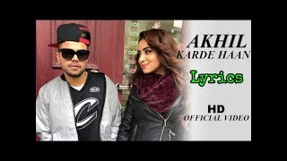 free mp3 songs download - Makhaul akhil lyrics translation