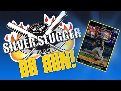 SET 2 DIAMOND AND GOLD PULL | SILVER SLUGGER BATTLE ROYALE RUN! | MLB THE SHOW 17 DIAMOND DYNASTY