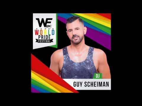 We Party Madrid World Pride Official Podcast Mixed By Guy Scheiman