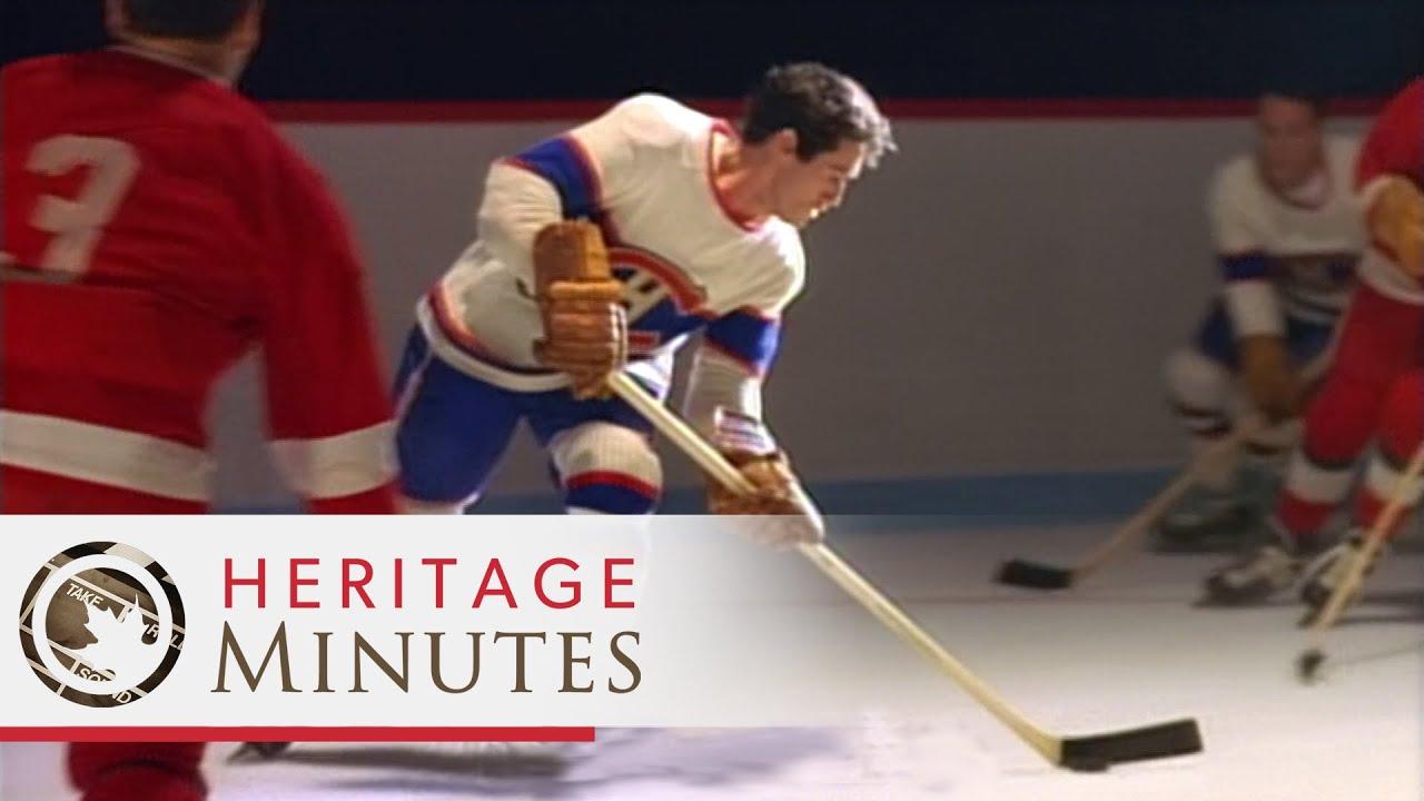 "Heritage Minutes: Maurice ""Rocket"" Richard"