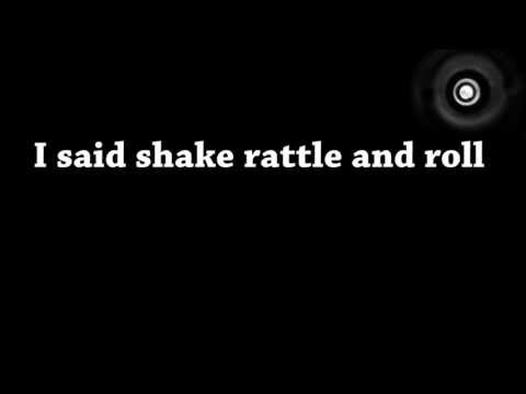 Bill Haley & His Comets - Shake, Rattle and Roll (lyrics)