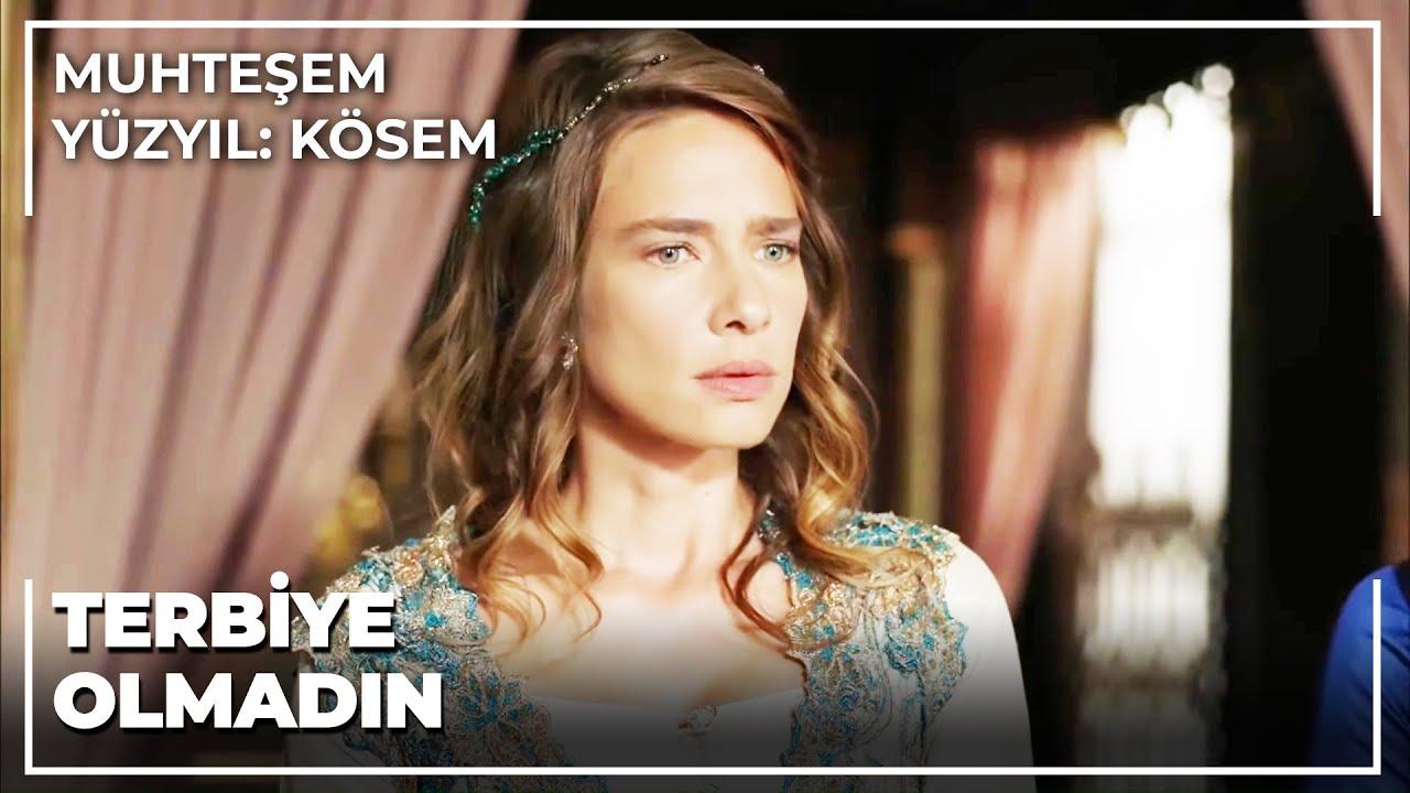 Turhan Sultan, Hümaşa'yı Gönderiyor! | Muhteşem Yüzyıl: Kösem