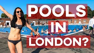 Things to Do in London When it's Hot as HECK 😎| Summer in London | Love and London